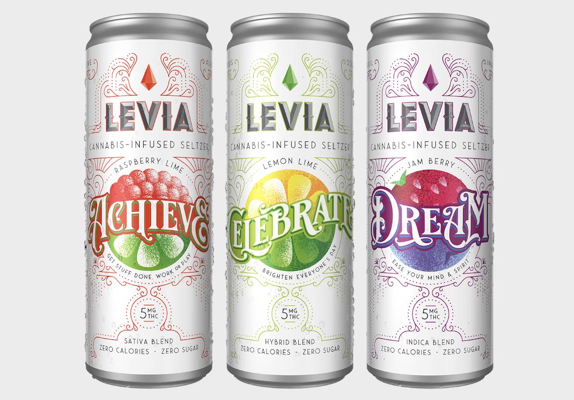 Levia Seltzers